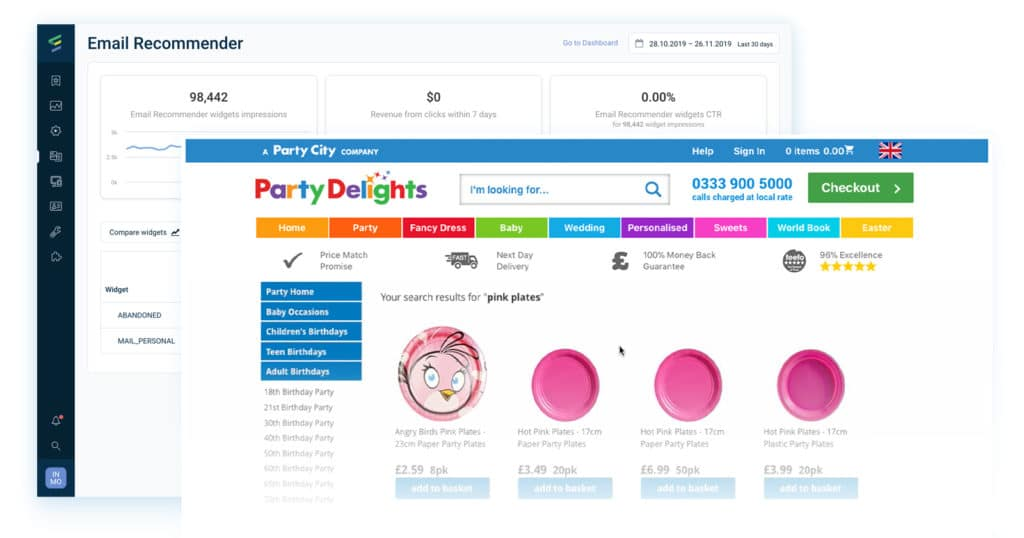 Partydelights Image
