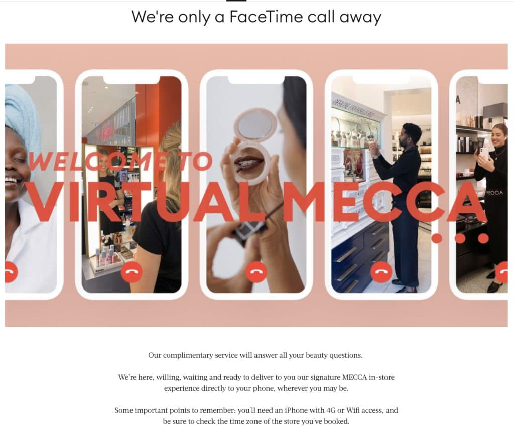 Mecca Brand Virautl Service Facetime 1024x861 1