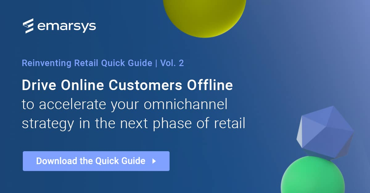 Ema Social Reinventing Retail Quick Guide
