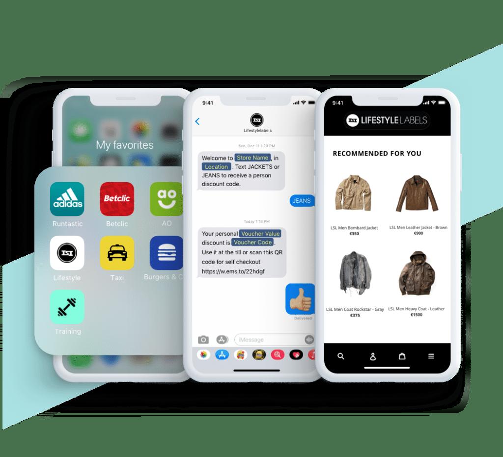 Emarsys Mobile Commerce
