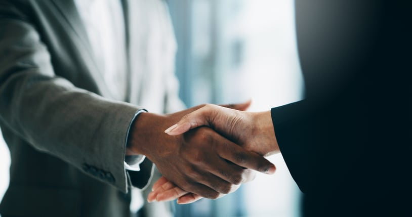 Building trust with the customer