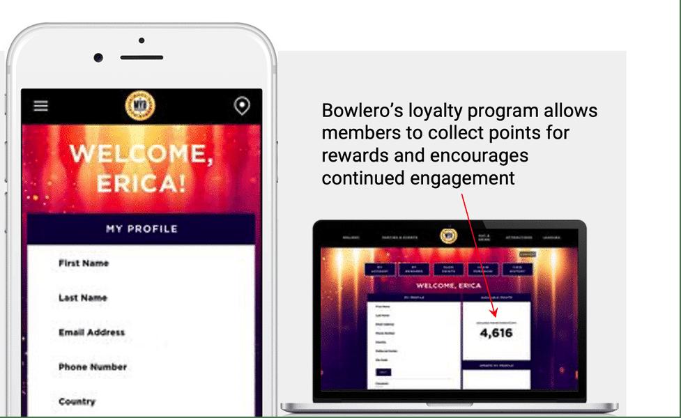 Bowlero Customer Loyalty