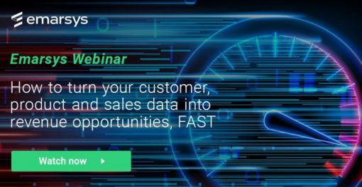On-Demand Webinar: How to Turn Customer, Product & Sales Data Into New Revenue Opportunities, FAST