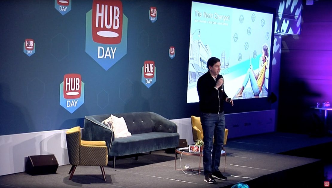 The Future of Retail & e-Commerce: Allen Nance at HUBDAY Retail [Video]
