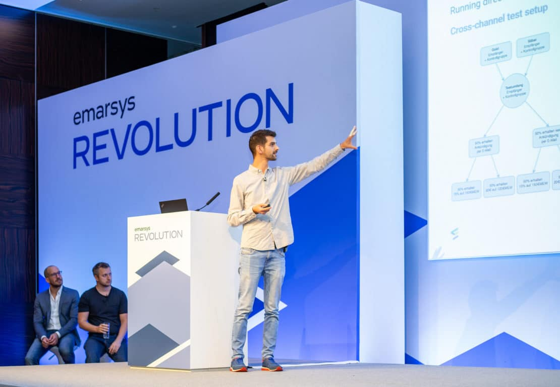 Emarsys Partners on Email Marketing, e-Commerce, & Personalization [Revolution Video Presentations]