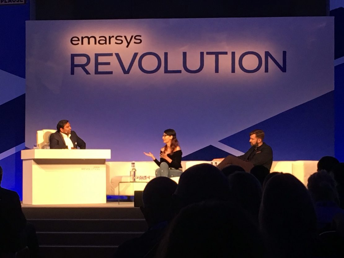 Key Takeaways from #EmarsysRevolution 2018: What Are People Saying?