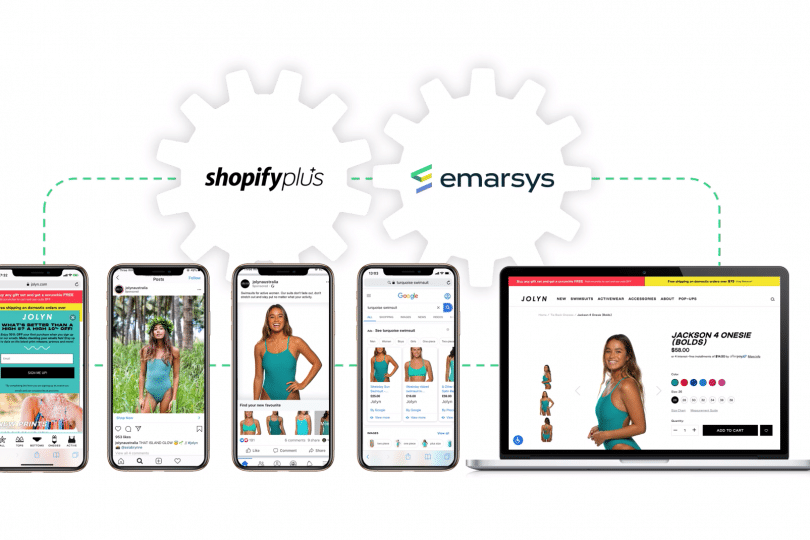 Small Marketing Team Harnesses Personalized Omnichannel Journeys with Shopify Plus and Emarsys