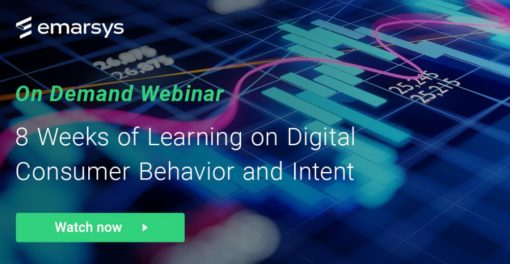8 Weeks of Learning on Digital Consumer Behavior and Intent